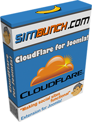 CloudFlare for Joomla!